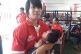 Lima bayi TKI lahir di tahanan Negeri Sabah  Malaysia