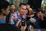 Komisioner KPK sambangi Pimpinan DPR