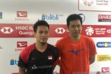 Menang tiga gim, The Daddies ke semifinal Indonesia Masters 2020