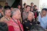 Datangi Dewan Pers, kuasa hukum PDIP konsultasi berita OTT mantan komisioner KPU