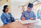 Bupati Barito Timur ingatkan jajarannya tertib administrasi