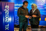 Perluasan jaringan data 4G XL Axiata