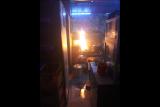Kebocoran gas picu kebakaran rumah makan di kawasan Cipayung Jakarta Timur