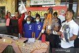 Polresta Pekalongan bekuk dua pembobol rumah  lintas provinsi