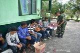 Kodim 0911 Nunukan gagalkan 13 pekerja migran ilegal ke Malaysia