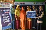 ACT kembali salurkan santunan untuk guru honorer di Gunung Kidul