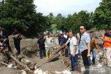 Wakil Gubernur Sumbar  kunjungi korban banjir bandang di Malalo  (video)
