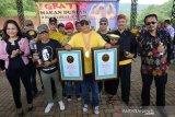 Durian Kalteng ikuti  kontes di Desa Kiram