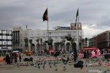 Peluru artileri gempur Libya