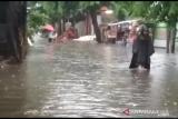 Puluhan rumah di Kebon Jeruk Jakarta kembali terendam  banjir