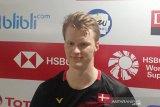 Senang lolos ke final Indonesia Masters 2020, Anders Antonsen tak sabar hadapi Ginting