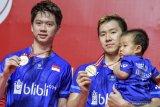 Minions gagal ke Bangkok setelah Kevin Sanjaya dinyatakan positif COVID-19