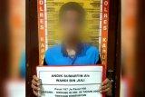 Polisi tangkap seorang narapidana di Kapuas