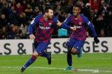 Jorge Mendes bertemu Barcelona bahas kontrak Ansu Fati