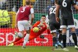 Rodgers nilai kekalahan Leicester kombinasi peluang terbuang dan Pope yang gemilang