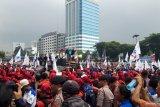 Tolak RUU Ciptaker, Puluhan serikat buruh berencana mogok nasional