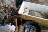Pemulung Pintu Air Manggarai dapat penghasilan lebih saat musim banjir