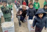 ACT kirim bantuan untuk pengungsi Suriah  di musim dingin