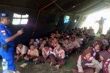 Polairud Polres Merauke sosialiasi tupoksi kepada Pramuka Saka Bhayangkara