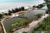 Waterfront city Pariaman telah habiskan anggaran Rp15 miliar, seperti ini penampilannya