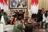 Pimpinan dua Ormas yang bentrok di Bogor akhirnya berdamai di depan wali kota