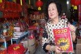 Penjual pernak-pernik Imlek di Banjarmasin sepi pembeli