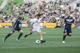Bali United kubur mimpi bermain di Liga Chsmpions Asia setelah kalah telak 0-5 dari Melbourne Victory