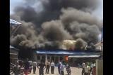 Gudang kompleks Pesantren Modern Gontor terbakar