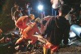 SAR gabungan evakuasi jasad remaja yang terjebak di dalam pipa di Tahuna