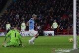Aguero jadi pembeda ketika Man City atasi Sheffield United 1-0