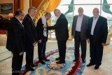 Tun Mahathir menerima kunjungan pemimpin Hamas