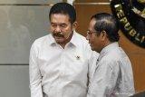 Jaksa Agung: Pertemuan dengan Menkopolhukam membahas Asabri dan Jiwasraya
