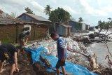 Warga Galesong Kabupaten Takalar sangat butuh bantuan atasi abrasi