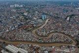 Wagub Patria: Tersendatnya normalisasi sungai di DKI akibat mafia tanah