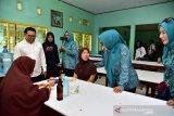 Ketua Tim Penggerak PKK Sulsel tekankan budaya ramah lingkungan di sekolah