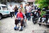 Gibran blusukan ke komunitas disabilitas Solo