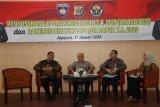 Wakapolda : diskusi panel untuk pembekalan laporan keuangan
