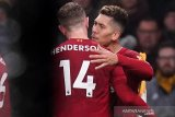 Liverpool redam Wolverhampton 2-1 dan kembali  cetak keunggulan 16 poin