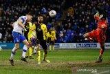 Laga ulang putaran ketiga Piala FA, Tranmere jungkalkan Watford