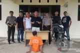 Polsek Kalirejo tangkap residivis pencuri motor