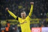 Dua gol Haaland bantu Dortmund hantam Koln 5-1