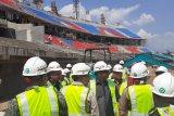 MTQ nasional tak digelar di  Main Stadion Sikabu, ini kendala yang dihadapi kontraktor