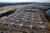 Boeing pusing akibat investor 737 MAX ragu tambah modal