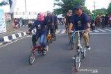 Jambore Sepeda Lipat Nasional sukseskan