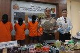 Bareskrim buru pemasok penjual ganja 53 kg di medsos