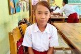 Juara I lari 21 KM tanpa hadiah, Anak SD Poso menangis