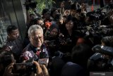 KPK cecar 22 pertanyaan ke Ketua KPU Arief Budiman terkait suap pengurusan PAW