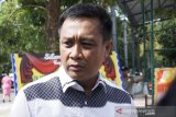 Tersangka kasus Dermaga Gili Air menjalani penahanan di Polda Jatim