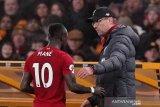 Sadio Mane absen saat Liverpool jalani laga tunda kontra West Ham