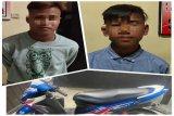 Dua pencuri sepeda motor milik warung makan di Kelurahan Jingah ditangkap